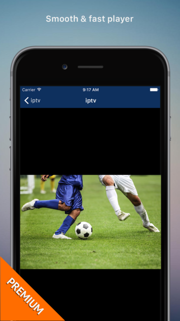 IPTV Pro Premium: M3U Playlist screenshot 3