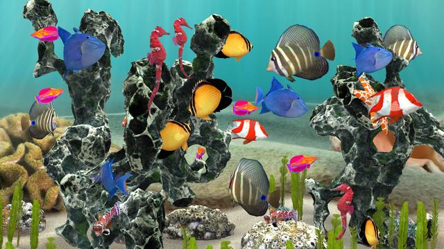 Fish Farm 3 - Aquarium screenshot 8