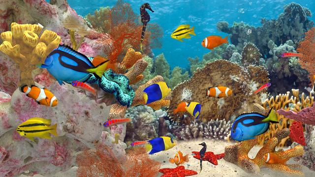 Fish Farm 3 - Aquarium screenshot 9