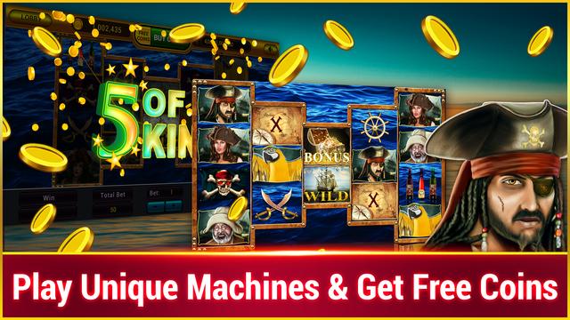 White Buffalo Slots :Vegas Casino Slots screenshot 3
