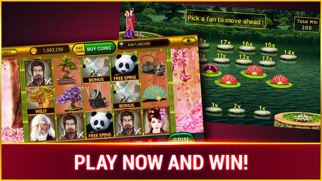 White Buffalo Slots :Vegas Casino Slots screenshot 5