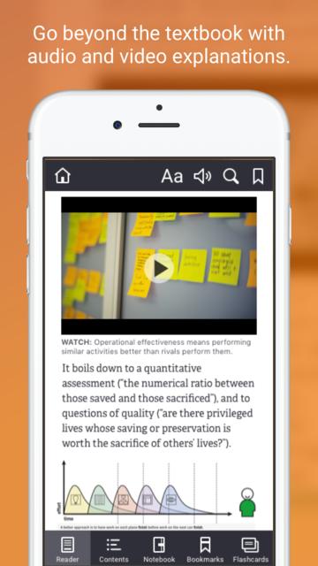 Chegg eReader screenshot 3