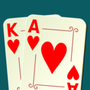 Icon for Playing Cards Sticker Pack for iMessage