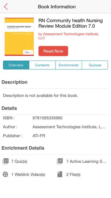 ATI Reader screenshot 2