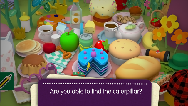 Pocoyo and the Hidden Objects screenshot 7