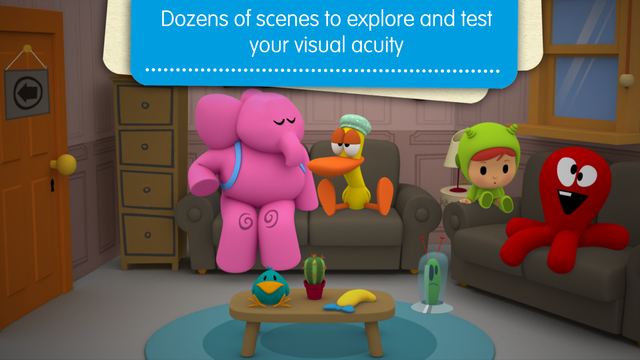 Pocoyo and the Hidden Objects screenshot 8