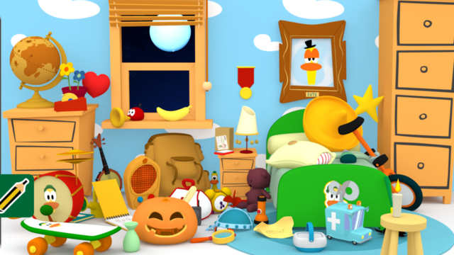 Pocoyo and the Hidden Objects screenshot 9