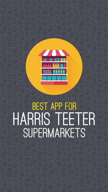 Best App for Harris Teeter Supermarkets screenshot 1