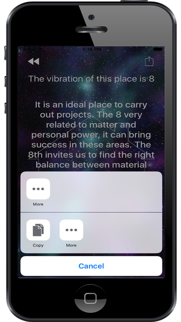 Address Vibration screenshot 3