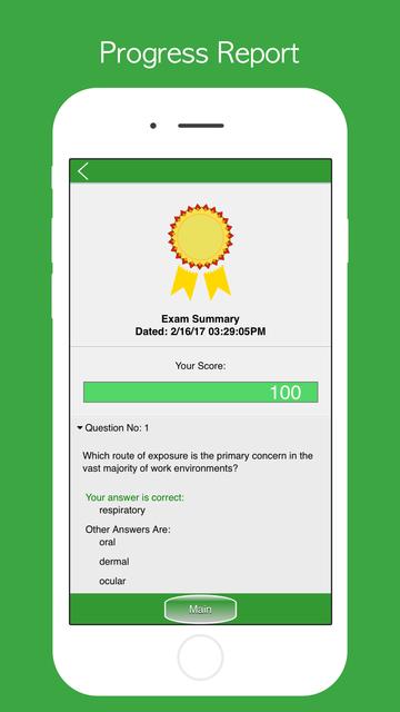CCI CNOR - Exam Prep 2018 screenshot 5