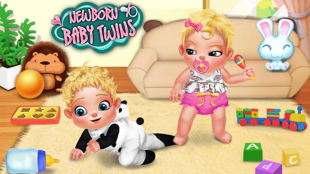 Kids & Baby Care Games - Angry Newborn Baby Boss screenshot 2
