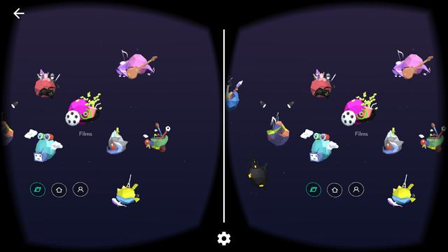 Roller Coaster - Virtual Reality screenshot 5