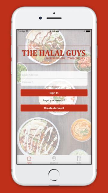 The Halal Guys screenshot 1