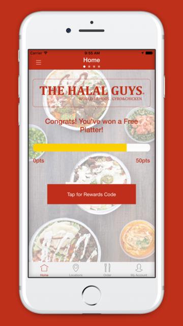 The Halal Guys screenshot 2
