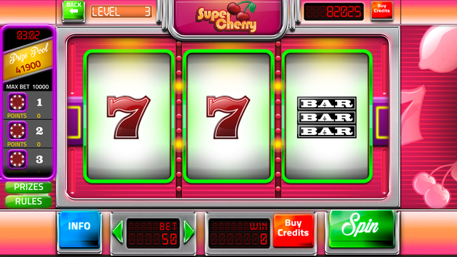 Slot Machines - Three Reel Slots screenshot 2