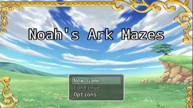 LDS Games: Noah's Ark Mazes screenshot 1