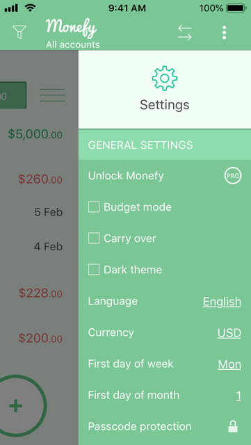 Monefy: Money Tracker screenshot 8