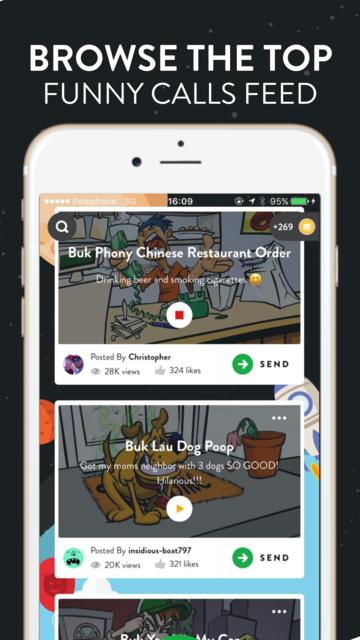 Prank Call App - Ownage Pranks screenshot 5