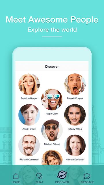 SPARK - Video Chat New Friends screenshot 3