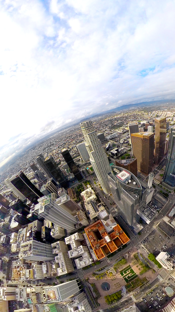 VR Los Angeles Helicopter - Virtual Reality 360 screenshot 5