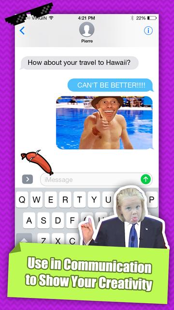 GIFFAW - gif maker app to gif yourself screenshot 2