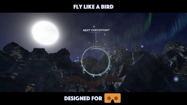 Bird VR - 360 Flight Simulator screenshot 6