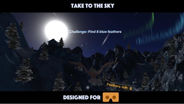 Bird VR - 360 Flight Simulator screenshot 8