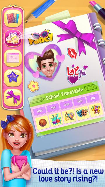 New Girl in High School screenshot 7