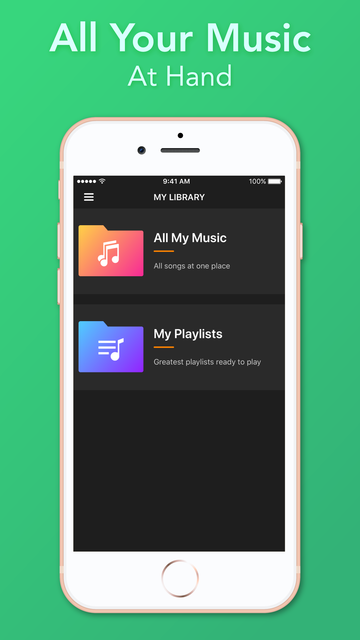 Video Player - Unlimited Music screenshot 6