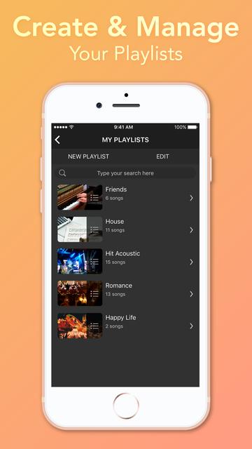 Video Player - Unlimited Music screenshot 7