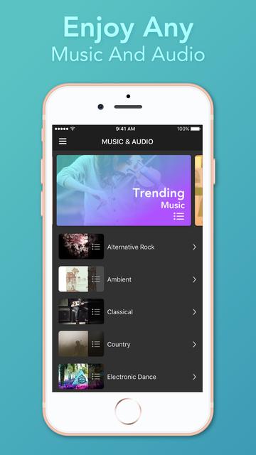 Video Player - Unlimited Music screenshot 8