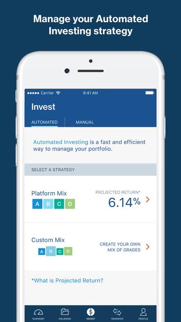 LendingClub Invest screenshot 3