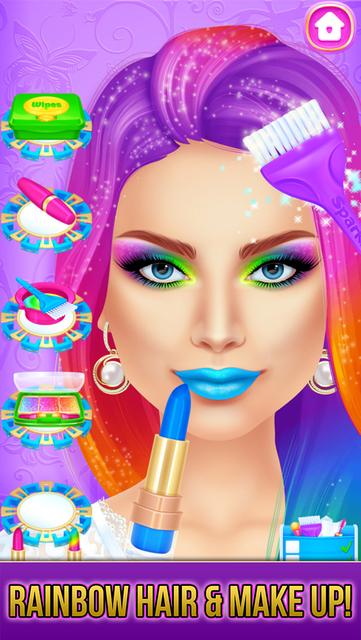Make Up & Hair Salon Makeover screenshot 12