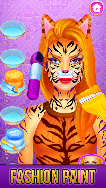 Make Up & Hair Salon Makeover screenshot 20