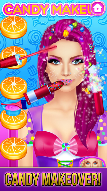 Make Up & Hair Salon Makeover screenshot 21