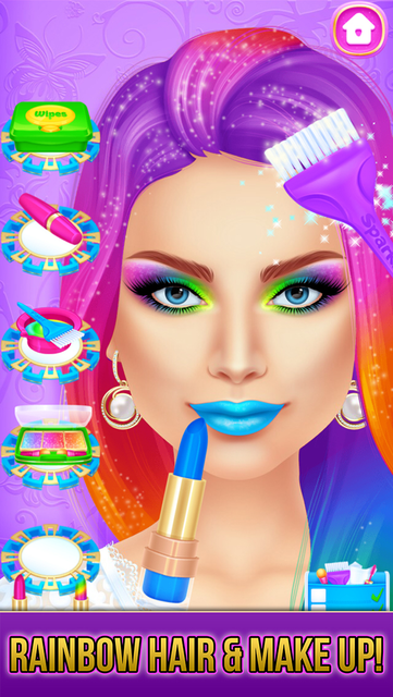 Make Up & Hair Salon Makeover screenshot 22