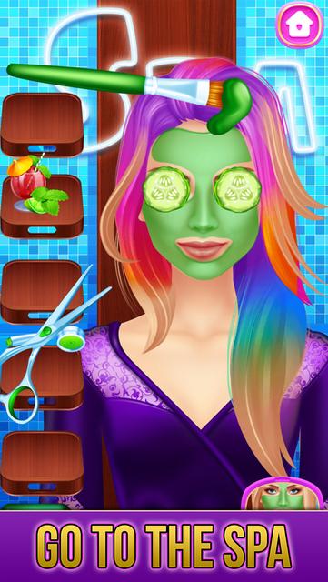Make Up & Hair Salon Makeover screenshot 27
