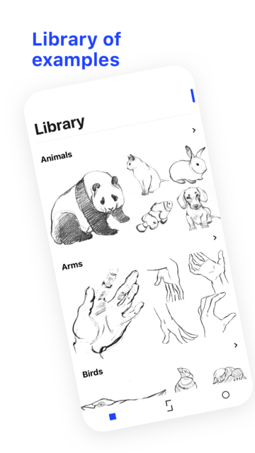 SketchAR: learn how to draw screenshot 11