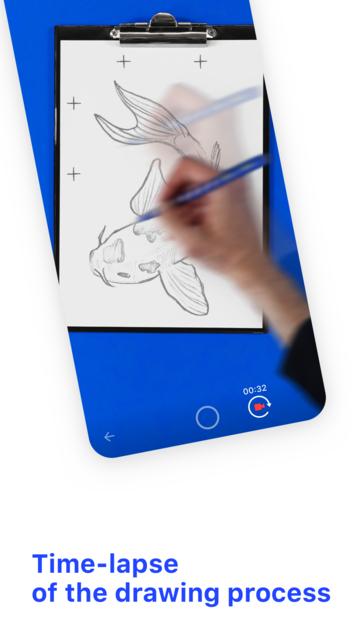 SketchAR: learn how to draw screenshot 13