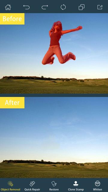 Photo Retouch- Blemish Remover screenshot 11