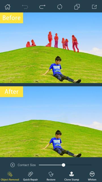 Photo Retouch- Blemish Remover screenshot 17