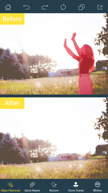 Photo Retouch- Blemish Remover screenshot 20