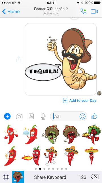 MexMoji Fiesta screenshot 4