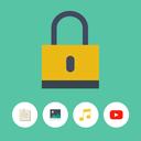 Icon for حماية المذكرة السرية - صوت وصور وفيديو مع نصوص