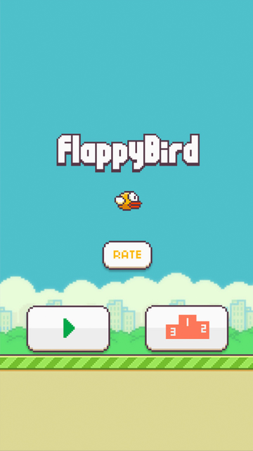 Flappy Bird - Classic Returns screenshot 1