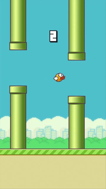 Flappy Bird - Classic Returns screenshot 2