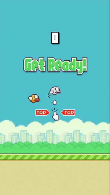 Flappy Bird - Classic Returns screenshot 3