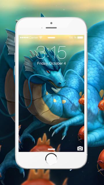 HD Wallpaper - Pokemon version screenshot 2