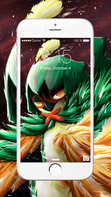 HD Wallpaper - Pokemon version screenshot 3