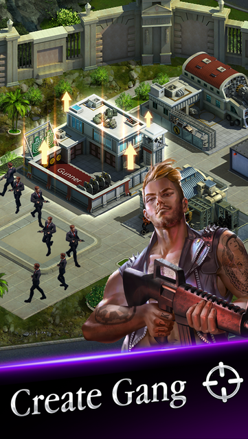 Mafia City: War of Underworld screenshot 14